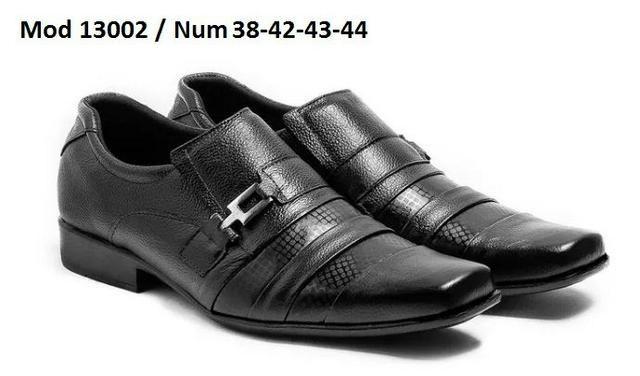 3e554efdb1 Promoção* Sapatos em couro 100% legítimo - Roupas e calçados ...