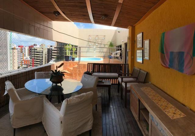 Cobertura Duplex na Ponta Verde ( 220 M2 )