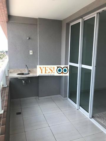 Apartamento 3/4 para Aluguel Cond. Senador Life - Olhos D´agua - Foto 8
