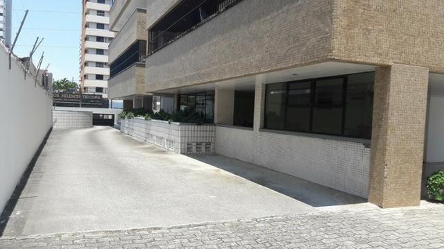 AP1301 Edifício Bruno Pessoa, apartamento com 3 suítes, 2 vagas, projetado, Aldeota - Foto 9