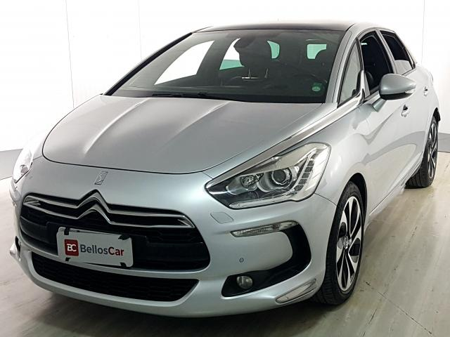 Citroën DS5 1.6 Turbo 16V 5p Aut. - Prata - 2014