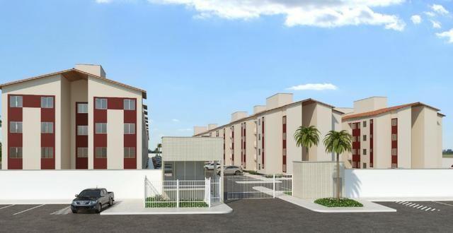 Bellecôte Residence, apartamento com entrada facilitada ao lado do mix mateus maiobão