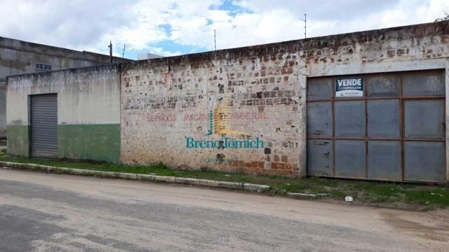 Terreno à venda, 240 m² por R$ 98.000 - Kaikan - Teixeira de Freitas/BA - Foto 2