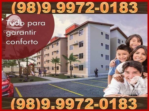 Apartamentos 2 quartos à venda. Condom. Village La Belle. Maiobão - Foto 2