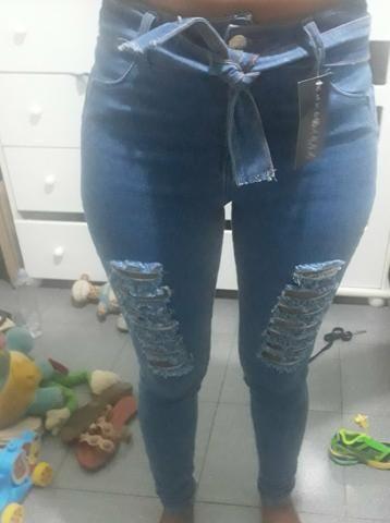 Calça jeans n38