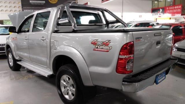 Toyota Hilux 3.0 SR 4X4 CD 16V Turbo Intercooler Diesel 4P Automático - Foto 2