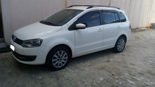 VW SpaceFox GII 2010/2011 1.6 total flex