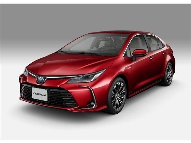 Toyota Corolla 1.8 vvt-i hybrid flex altis cvt - Foto 5