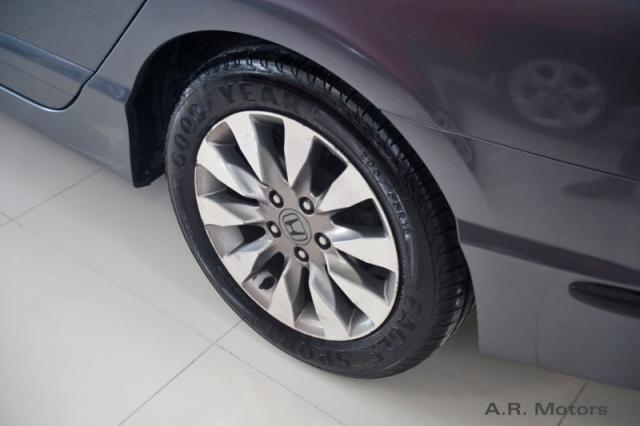 Honda CIVIC 1.8 LXL 16V FLEX 4P AUTOMATICO - Foto 12