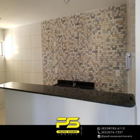 Apartamento com 2 dormitórios à venda, 50 m² por R$ 175.000,00 - Castelo Branco - João Pes - Foto 5