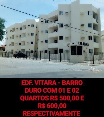 Aluga-se apartamentos em vários bairros da capital com 1, 2 e 3 quartos - Foto 5