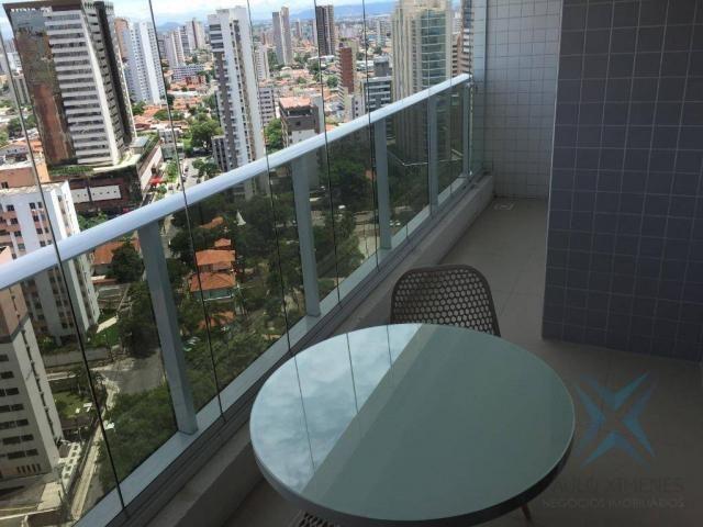 Apartamento à venda, 79 m² por R$ 848.000,00 - Aldeota - Fortaleza/CE - Foto 8