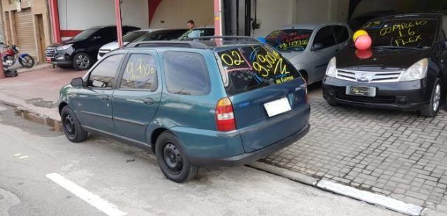 Fiat palio weekend 2002 1.0 mpi weekend elx 16v gasolina 4p manual - Foto 6