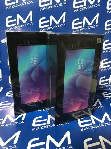 Xiaomi Kit Mi 9T 64Gb + Airdots + Mi band 4 Global - Lacrado! com garantia e nota - Foto 2