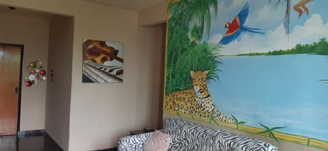 Apartamento mobiliado próx. à Sefaz, Mnanaura, Tj e Inpa - Foto 2