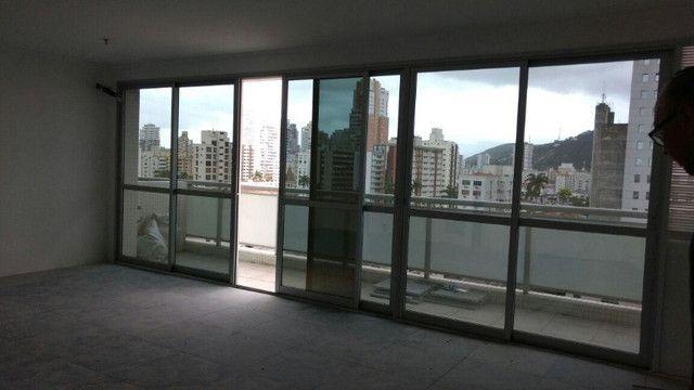 Sala comercial gonzaga alexandre herculano vista mar home office