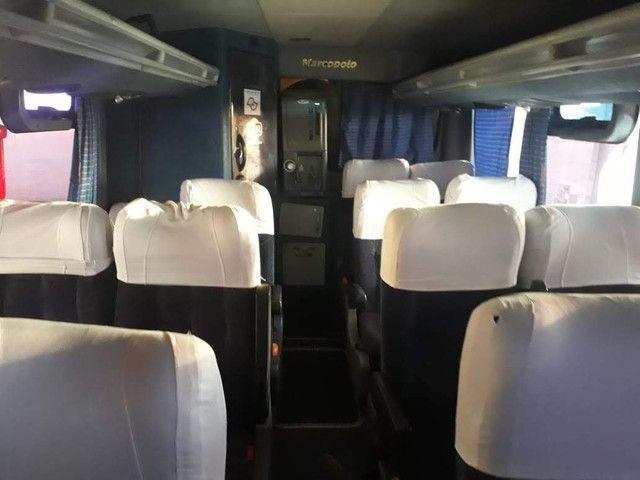 Ônibus rodoviário com ar - Foto 4