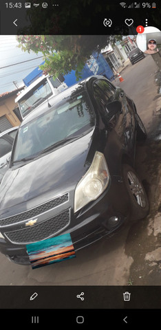 Carro Agile Chevrolet - Foto 4