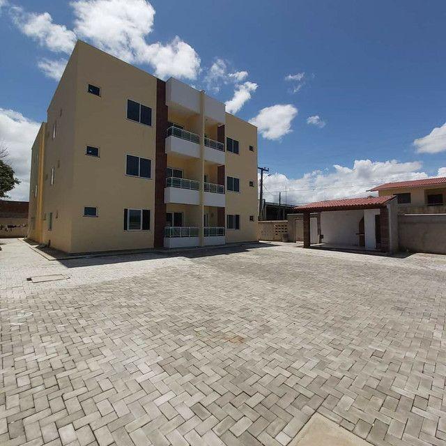 Apartamentos novos bairro Timbozinho em Pacatuba.