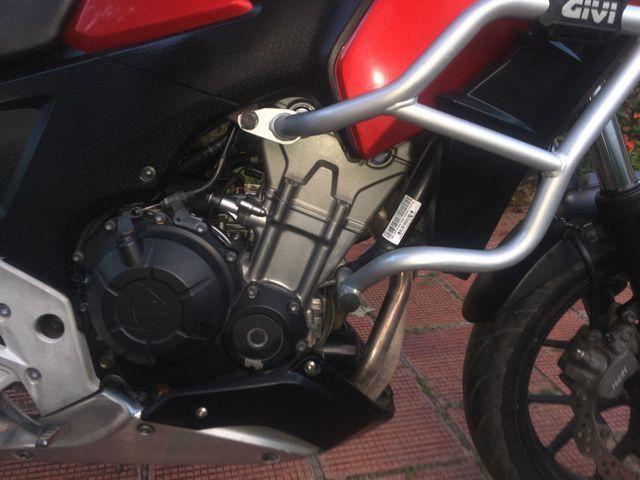 Vendo moto cb500x 14/15 - Foto 2
