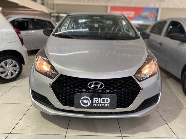 HB20 Sedan 1.0 Unique Flex 2019 - Foto 2