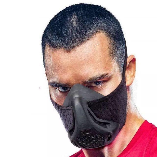 Mascara anti poluição vírus academia crossfit caminhada corrida bike ciclismo - Foto 3