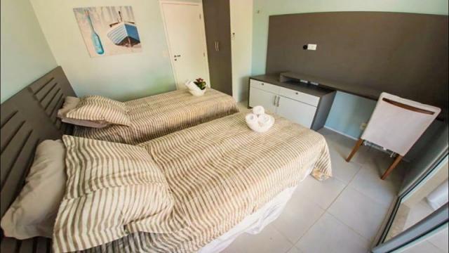 Wellness Beach Park Resort - Apartamento á Venda com 4 quartos, 2 vagas, 121m² (AP0381) - Foto 8