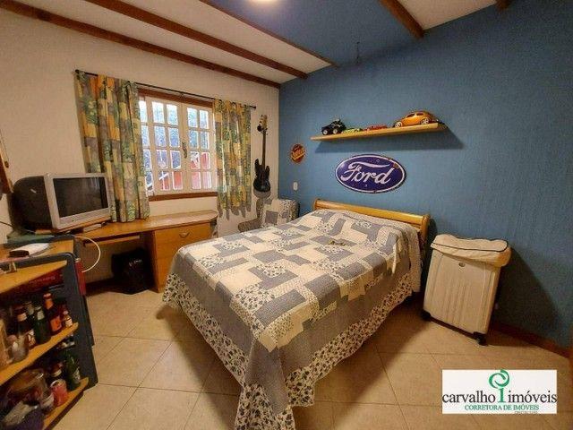Casa com 4 dormitórios à venda, 250 m² por R$ 680.000,00 - Barra do Imbuí - Teresópolis/RJ - Foto 12