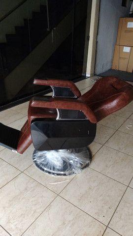 Cadeira Reclinavel Hidráulica - Foto 3