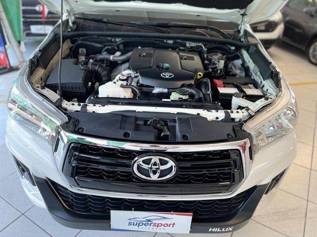 Toyota Hilux SRV 2020 4X4 Diesel - Foto 20