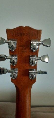 Gibson Les Paul Standard Honeyburst Premium AAA 2009 - Foto 3