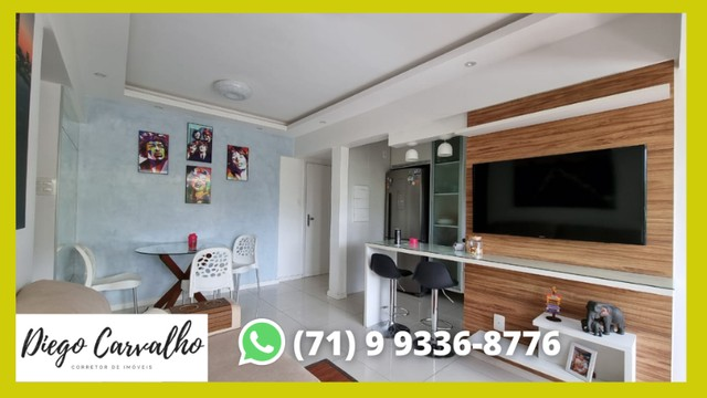 Apartamento em Patamares, 2 quartos e com suíte - Bosque Patamares (R3) - Foto 6