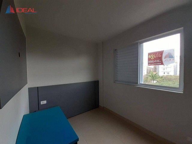 Apartamento com 1 dormitório para alugar, 27 m² por R$ 790,00/mês - Vila Esperança - Marin - Foto 7