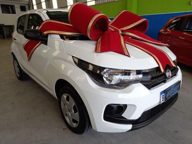 Fiat Mobi Like 1.0, única dona, garantia de fábrica até 2023, apenas 4.000 km! - Foto 5