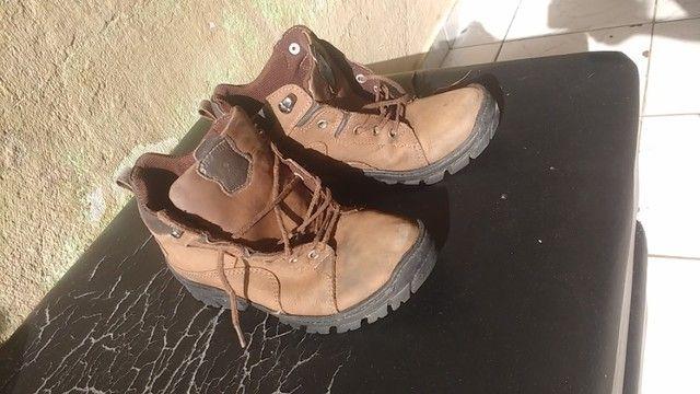 Sapatos estilo bota  - Foto 3