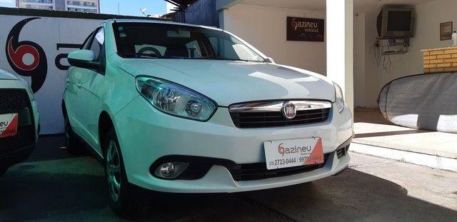 Fiat Grand Siena Attractive 1.4 Única Dona  - Foto 2