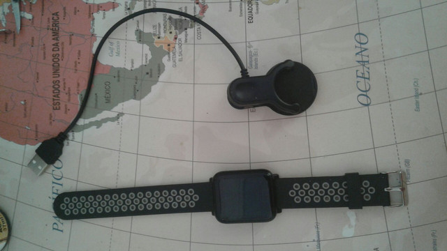 Relogio inteligente wear fit - Foto 6