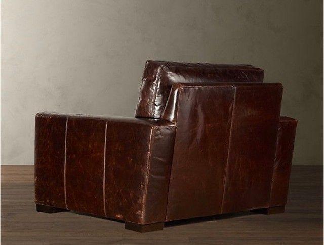 Poltrona de couro legítimo  - Foto 5