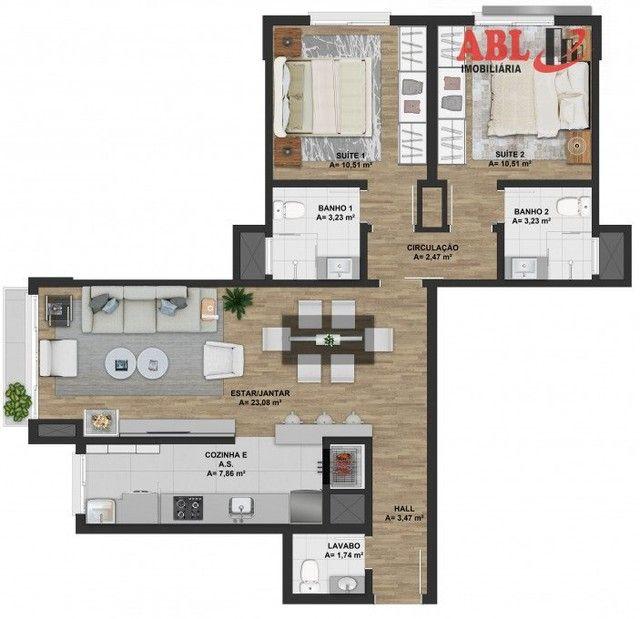 Apartamento Alto Padrão para Venda em Centro Gramado-RS - Foto 11
