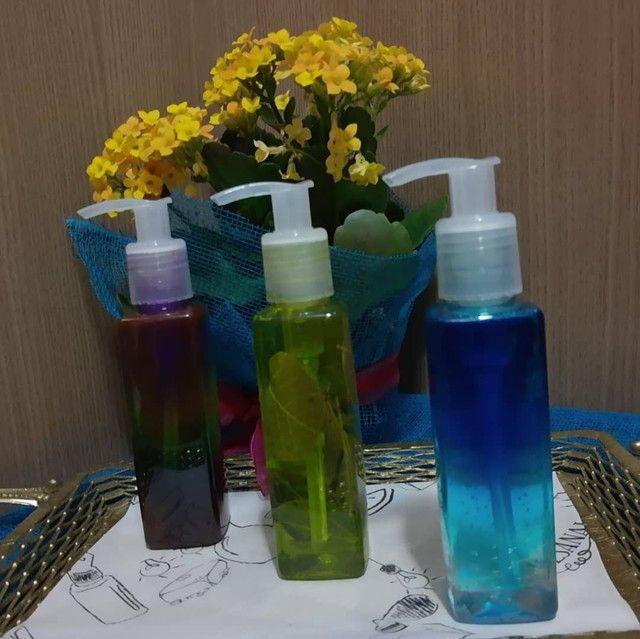Álcool em gel 70% aromatizado - Foto 4
