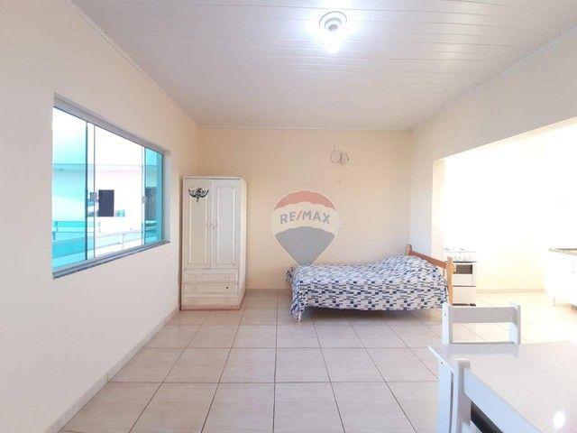 Kitnet mobiliada com 1 dormitório para alugar, 30 m² por R$ 700/mês - Centro - Irati/PR - Foto 4
