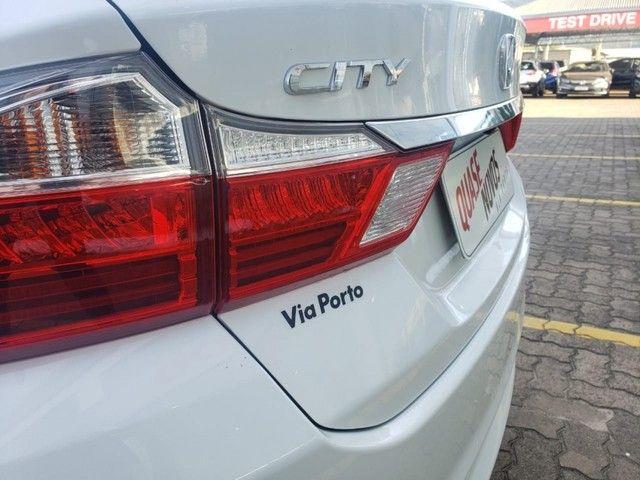 Honda City EXL 1.5 FLEX AUT 4P - Foto 7