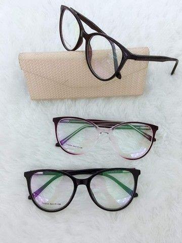 Armações de Oculos feminino - Foto 4