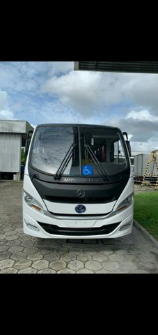 Micro ônibus Mercedes Benz 2020 - Manaus Am - Foto 4