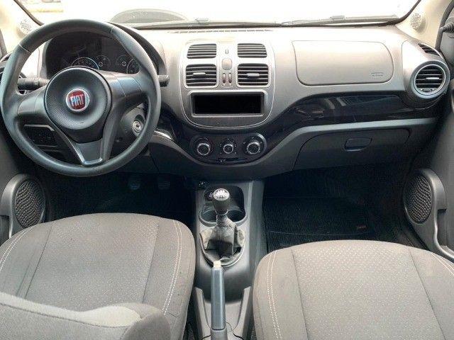 Fiat Grand Siena Attrative 1.4 EVO 2019 Completo com GNV!!! - Foto 4