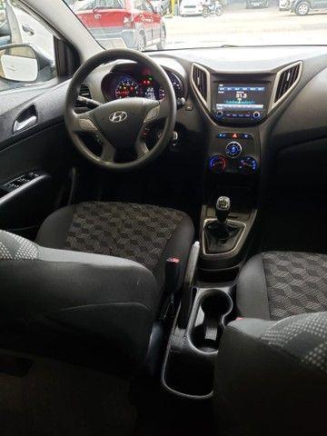 Hyundai Hb20 Ha 1.6 Comfort Plus Branca - 2019 - Foto 14