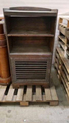 Balcão de madeira - Foto 2