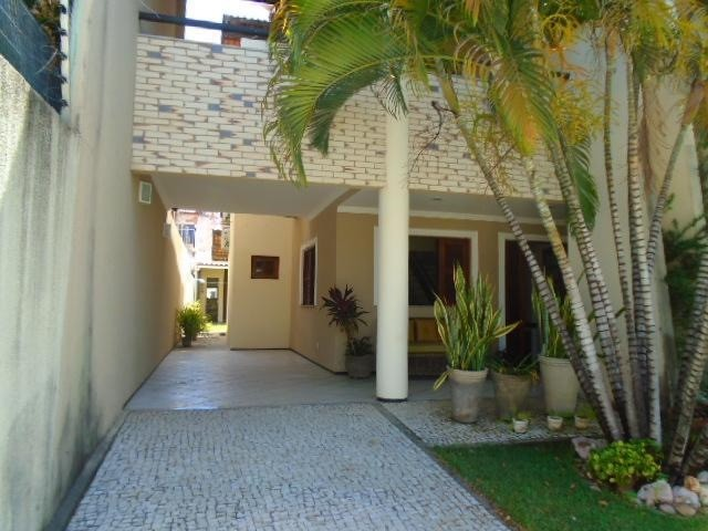R.O Linda casa 3 dorm, churrasqueira e vagas na garagem - Foto 8