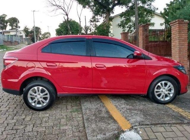 Chevrolet Prisma 1.4Ltz Auto  passo financiamento - Foto 2