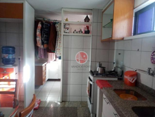 Apartamento com 3 dormitórios à venda, 150 m² por R$ 750.000,00 - Guararapes - Fortaleza/C - Foto 15
